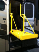 Detachable Platform Lift