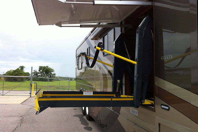Excellent Electric Motor Home Lift  Handy Lift
