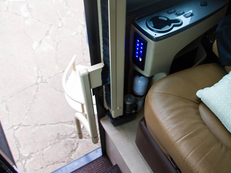 Tiffen Rv Handicap Seat Lift Installation