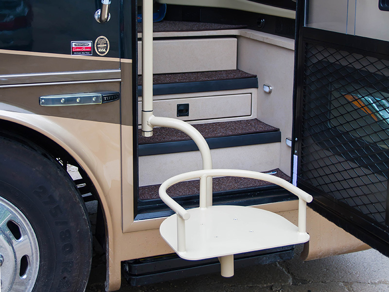 Cool Wheelchair Accessible Motorhomes And RV39S  BLVDcom