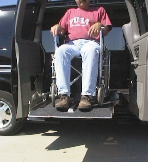 Wheelchair Lifts for Vans | Wheelchair Lifts